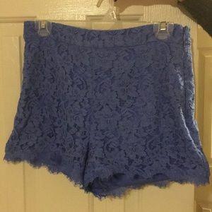 Diane Von Furstenburg Fausta shorts